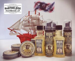 REUZEL Blackbeard - Beardbalm / Foam / Aftershave