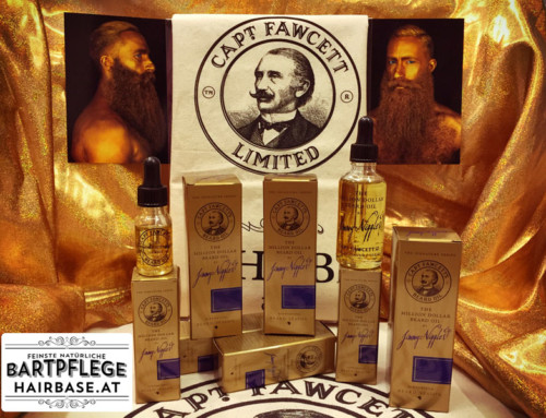 The Million Dollar Beard Oil von Captain Fawcett